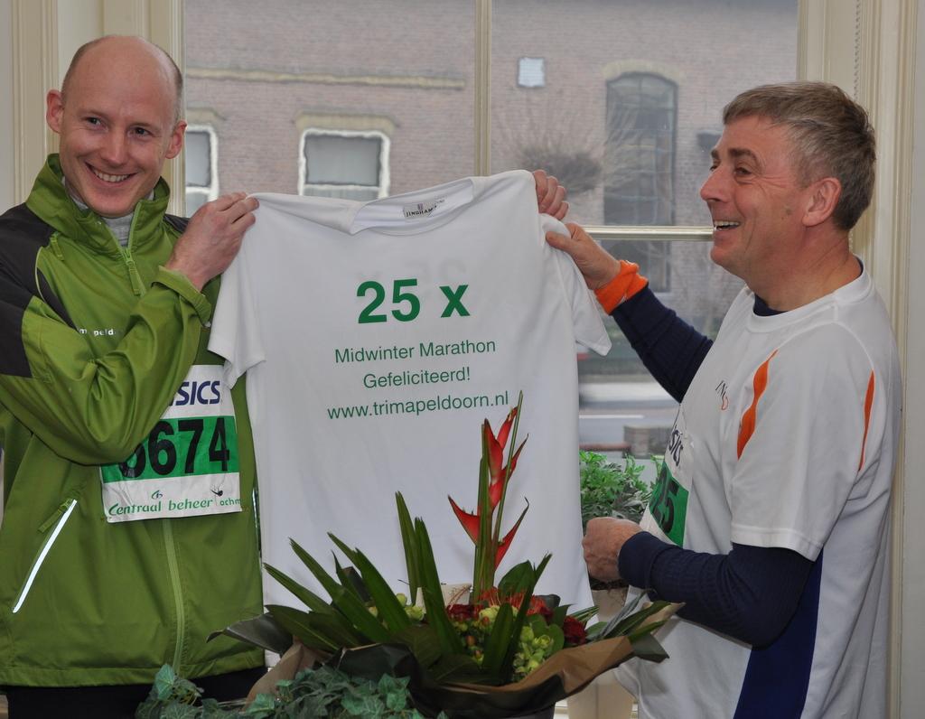 Midwintermarathon 21 februari 2010
