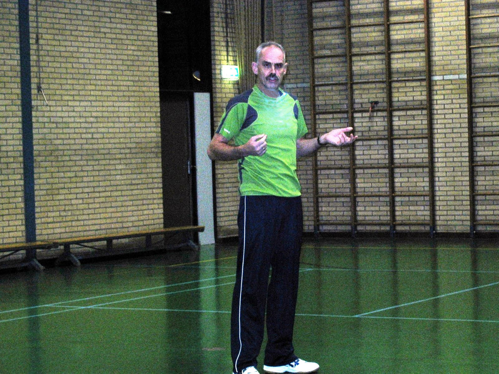 Centrale training Trim Apeldoorn 12-11-2010
