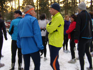 Wintertraining november 2010