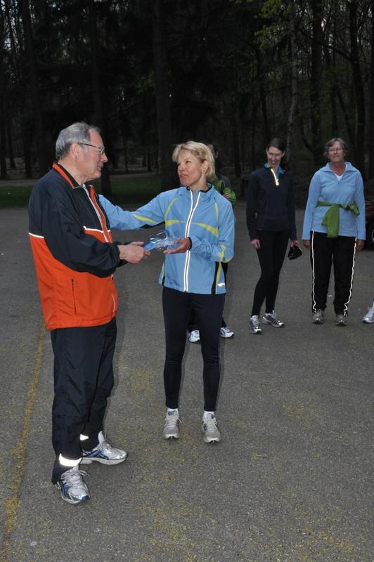 Centrale training 15 april 2011
