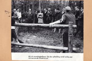 Opening Trimbaan 1969