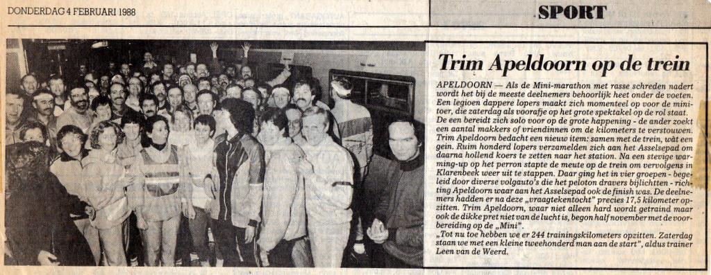 Vraagtekentocht 1988