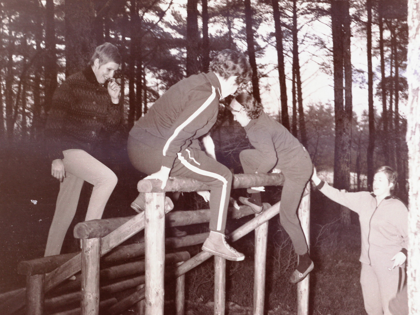 Zwart-wit foto's 1969 – 1970